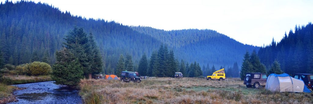 4x4action Tours: Camp Tour