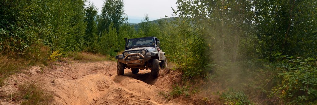 4x4action Tours: Adventure Tour