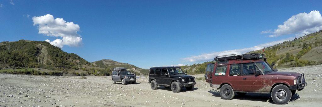 4x4action Tours: Albanien